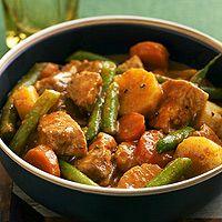 Slow Cooker Meal: Pork Goulash