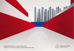 Super cool ad from Mercedes Benz! Smart and nice