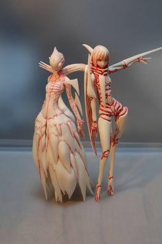 Knights of Sidonia (Sidonia no Kishi) figures #anime #manga https://www.veooz.com/photos/xH7vCMA.html