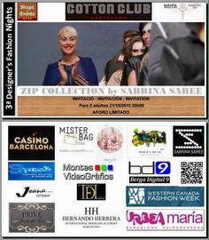 Casino Barcelona  presentacion Barakoa Dream  y Imagic Gin