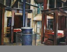 harry potter bedroom ideas