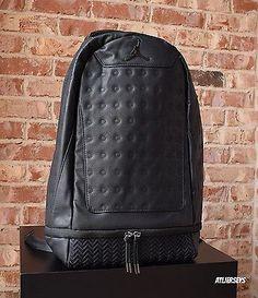 Nike Air Jordan 13 XIII Retro Black Cat Backpack 9A1898-023 fcf2c244a388d