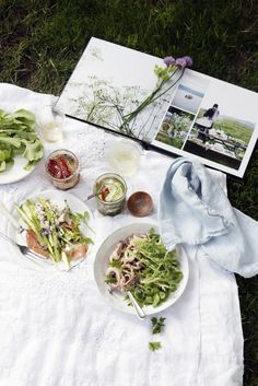 Season of picnics | Cannelle et Vanille