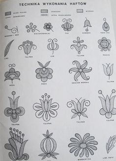 Polish embroidery patterns                                                                                                                                                                                 More                                                                                                                                                                                 More