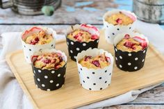 Read our delicious recipe for Banana, Berry & Yoghurt Breakfast Muffins, a recipe from The Healthy Mummy, which is a safe and yummy way to lose weight.