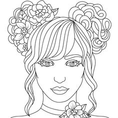 Pin By Sarah Childs On Coloring Pages Cat Coloring Page, Coloring Book Art, Adult Coloring Book Pages, Coloring Pages For Girls, Animal Coloring Pages, Coloring Pages To Print, Free Coloring Pages, Printable Coloring Pages, Coloring Sheets
