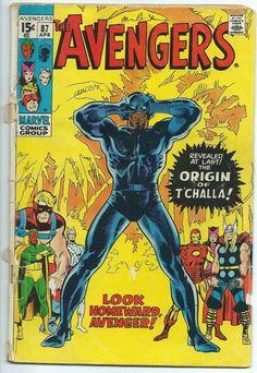 Seventies Avengers