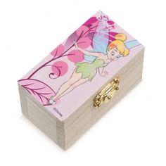 Σεντούκι Little Tink Decorative Boxes, Disney, Home Decor, Decoration Home, Room Decor, Home Interior Design, Decorative Storage Boxes, Disney Art, Home Decoration