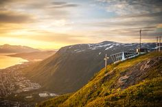 Fjellheisen - Tromsø, Norway