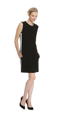 Sporty Ponte Dress