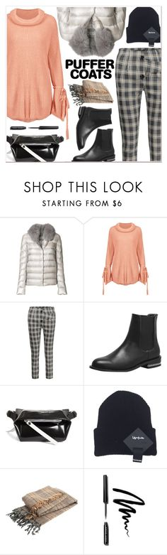 """""""Stay Warm: Puffer Coats"""" by zaful ❤ liked on Polyvore featuring Herno, Proenza Schouler and Bobbi Brown Cosmetics"""