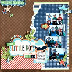 bf66575700fffbae83ba5914024aef0d--cute-little-boys-boy-scrapbook-pages.jpg 599×600 pixels