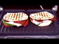 Flatout FlatBread - Hot + Spicy California Club - YouTube
