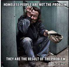 Poverty is not the problem. Is the result of the problem. Refugees, Homeless People, Helping The Homeless, Thats The Way, Deep, Social Issues, Thought Provoking, Decir No, Me Quotes