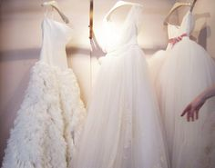 pick one. oh how i love the one on the left! and the middle dress also:)