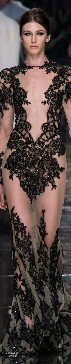 Rani Zakhem Collection Fall 2016 Couture