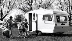 1967 and the Sprite Alpine caravan was the best selling tourer in the UK. Vintage Caravans, Vintage Campers, England And Scotland, About Uk, Glamping, Recreational Vehicles, Childhood Memories, Tent, Outdoor Living