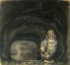 John Bauer «Swedish Folk Tales»