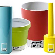 Pantone Plant Pots