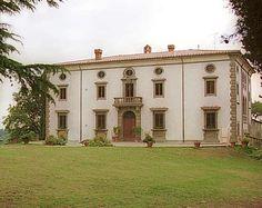 Villa Medicea o Villa Demidoff, Pratolino, Firenze