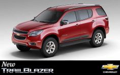 Chevrolet Trailblazer - Please contact Gerrie du Plooy, Morne Hechter or Eon Barnard for more information 028 312 1143/4 sterling@sterlingauto.co.za  www.sterlinghermanus.co.za