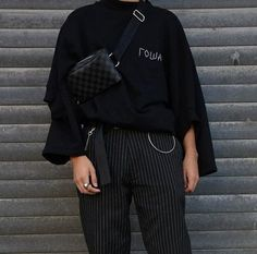 Korean Fashion Trends you can Steal – Designer Fashion Tips Set Fashion, Fashion Mode, Aesthetic Fashion, Grunge Fashion, Fashion Killa, Korean Fashion, Fashion Looks, Fashion Outfits, Womens Fashion