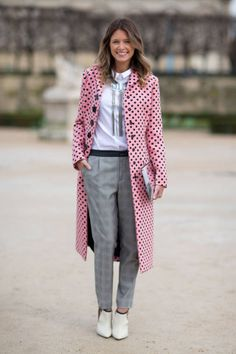 Fresh out of Paris, see the latest roundup of street style snaps.
