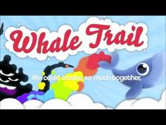 Gruff Rhys - Whale Trail (Lyrics on Screen) I just found this game! ADDICTING!