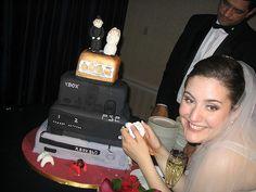 gamer cake