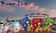 Roger Lenk (Raphael ben Levi) is a published author and Messianic Jewish believer who is the leader of Mekudeshet Congregation, located in South Africa. Live Your Life, Cheers, Faith, God, Website, Learning, Link, Books, Pastor