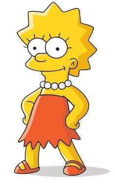 Mi vida como Lisa Simpson