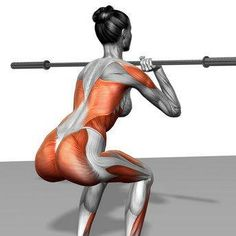 that's why we squat.