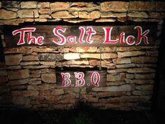 The Salt Lick B.B.Q. -