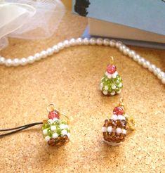 Drop Earrings, Handmade, Manualidades, Hand Made, Drop Earring, Handarbeit