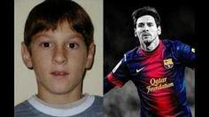 biografias de Messi - YouTube