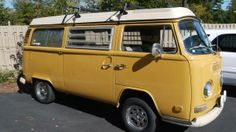 1972 Volkswagen Camper Van from Hemmings.com