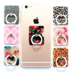 #Jane.com - #Hipster Row Phone Ring Holder & Stand / 10 Styles - AdoreWe.com