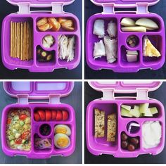 Healthy Lunchbox Ideas from Holley Grainger Nutrition