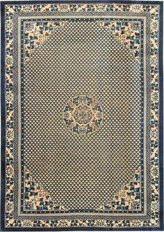 #Antique Chinese Oriental Carpet... Please repin!