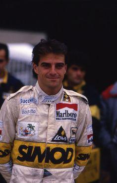 Alessandro-Nannini-Italy - 1986-90 - Minardi, Benetton