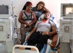 Nollywood Actor, Muna Obiekwe is Dead [See Hospital Picture]