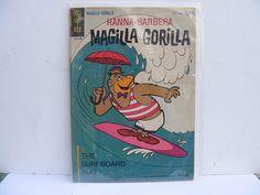 Magilla Gorilla Gold Key Comic Book! by slade1955, via Flickr