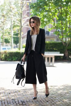 De Vrouwelijke Culotte - Fash n Chips - The Vogue Blog Network - Blog - VOGUE…