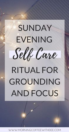 There's something about Sunday that symbolizes rest, and relaxation. I use Sunday to prepare myself for the upcoming week, mentally, physically, and emotionally. Here's a look into my own Sunday evening ritual that I use to practice self care and prepare myself for the week ahead! | self care routine, self care ideas, self care tips, evening routine, bed time routine, night time routine, evening rituals, mindfulness