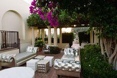 silver lounge furniture