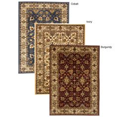 @Overstock - Enhance your home with this magnificent oriental area rug that features rich patters of beige and sage that complement your decoration. This traditional rug is crafted in Italy and is constructed with durable Olefin that is also easy to clean.http://www.overstock.com/Home-Garden/Caroline-Herati-Area-Rug-79-x-11/3519106/product.html?CID=214117 $198.99
