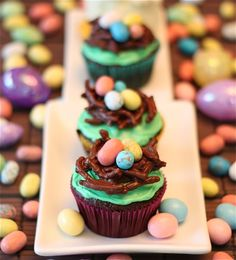 Amazing Easter Cupcakes   # Pin++ for Pinterest #