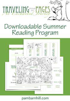 Enchanted Journey Summer Reading Program