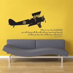 Want this in our aviation themed living space.