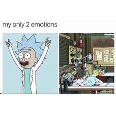 "Rick And Morty on Instagram: ""Same #rickandmorty"""